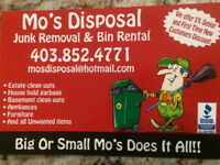 Junk removal  calagry junk removal4038524771