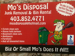 Junk removal 4038524771