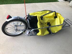Remorque de vélo Bob Yak