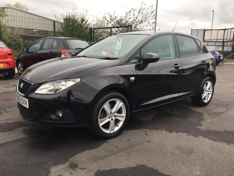 2011 seat ibiza 1 6 tdi cr sport 5dr in middlesbrough north yorkshire gumtree. Black Bedroom Furniture Sets. Home Design Ideas