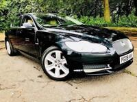 2008 Jaguar XF 2.7 TD Premium Luxury Saloon 4dr Diesel Automatic (199 g/km,