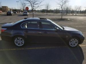 09 BMW 535 XDRIVE   État comme NEUVE,  Manuel Tout équipée
