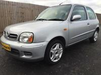 2003 Nissan Micra 1.0 16v Twister, FULL SERVICE HISTORY, ONE OWNER,