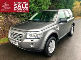 2008 (58) LAND ROVER FREELANDER 2 SE 2.2 Td4 AUTOMATIC 4X4 TURBO DIESEL