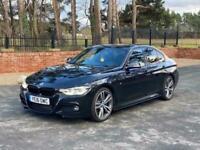 2016 BMW 3 Series 330d M Sport M Performance Auto Saloon Diesel Automatic