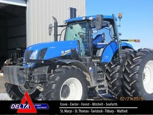 2014 New Holland T7.245 AutoCommand Tractor