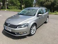 2014 14 VOLKSWAGEN PASSAT 2.0 EXECUTIVE TDI BLUEMOTION TECHNOLOGY 5D 139 BHP DIE