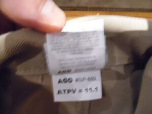 Women's Coveralls Overall by AGO Size W12 INDURA UltraSoft New Kitchener / Waterloo Kitchener Area image 10