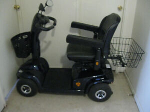Invacare Leo Mobility Scooter - Fantastic Condition