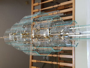 Entry Chandelier | Kijiji in Edmonton. - Buy, Sell & Save with ...