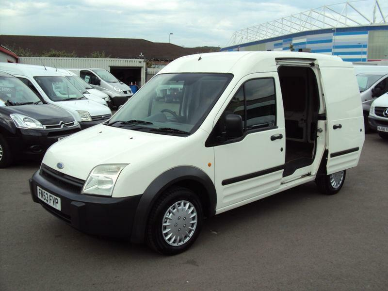 2003 Ford Transit Connect High Roof Van 1 8 Tddi 75ps In