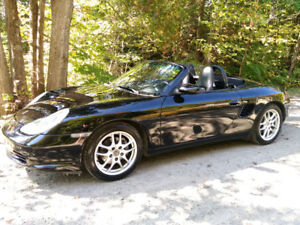 Porsche Boxster 2003 excellente condition