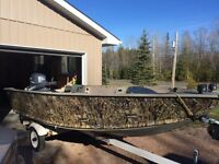 Perfect for hunting and fishing