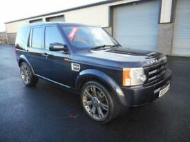 LAND ROVER DISCOVERY 3 4X4 AUTO 22 INCH ALLOYS