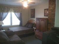 Quiet, Clean, Central, Furnished Rooms for Rent