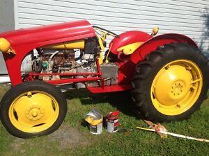 Tracteur Ferguson