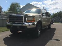 2001 Ford F-250 Camionnette diesel