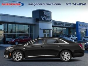 2018 Cadillac XTS Luxury  - Leather Seats  - Sunroof - $405.15 B