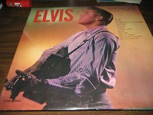 Reduced price ELVIS LP