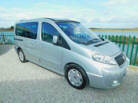 Wheelhome Panache Fiat 2.0 4 x Seat Belts 2 Berth Pop Top Campervan for Sale