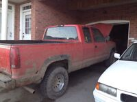 1994 Chevy 4x4 partout going to scrap at end of week
