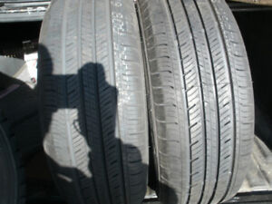 Westlake radial tires..One Pair only 215/60R15.$100 for the pr