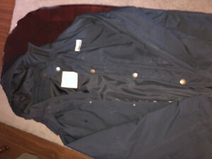 Mens Hollister Fall/Spring Jacket Size XL fits like a large