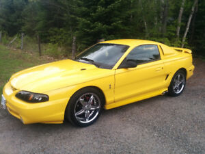 1994 Ford Mustang GT- 5.0 L Coupe (2 door)