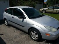 Ford Focus - Trade for dirt bike