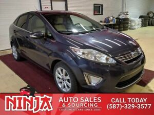 2012 Ford Fiesta SEL  Rare Full Load Low Km 2 Sets Tires