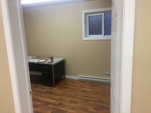 Office / Commercial Space in Campbellton - 3 Offices