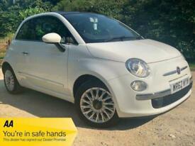 image for 2013 Fiat 500 1.2 Lounge (s/s) 3dr Hatchback Petrol Manual