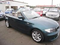 BMW 120 2.0 Diesel SE Automatic Convertible. 1 Owner. 12 Months MOT