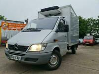 2006 Mercedes-Benz Sprinter 3.5t Chassis Cab, MOT 25/06/2022, HPI CLEAR CHASSIS