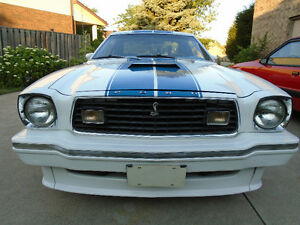 1976 Ford Mustang Cobra ll  ***Last Wk End For TRADE/ SALE*** London Ontario image 1
