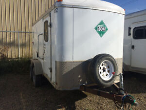 3 Fully Furnished Air Trailers