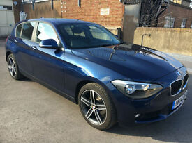 BMW 116 1.6 ( 136bhp ) ( s/s ) Sports Hatch 2014MY i Sport