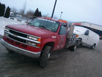 1996 Chevrolet C/K Pickup 3500 Towing Other