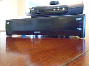 Bell  9241 HD PVR Receiver + SD 4100