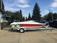 1998 Campion Chase Speed Boat