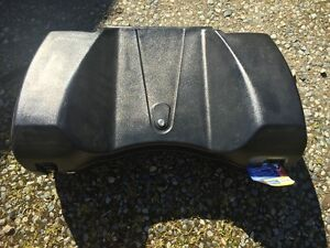 Brand New Locking ATV Case with Jerry cans