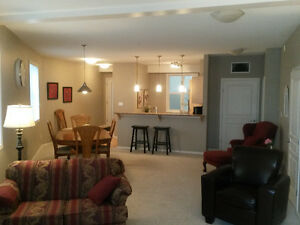 Avail Immed -2 bed, 2 bath fully furnished condo- fort sask Strathcona County Edmonton Area image 4