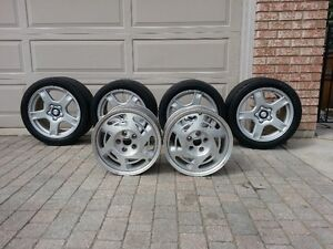 1990 and 1998 corvette rims Windsor Region Ontario image 2