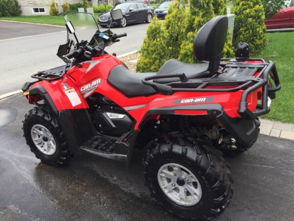 Used 2007 BRP 800 Max xt