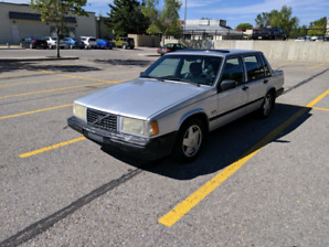 1990 Volvo 740 Turbo