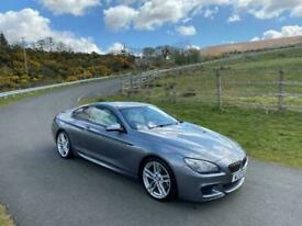 image for 2013 BMW 6 Series 640d M Sport Coupe Diesel Automatic
