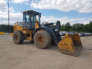 2011 JOHN DEERE 624K WHEEL LOADER