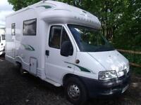 2006 Peugeot Boxer Auto Cruise motorhome campervan 3 door Motorhome