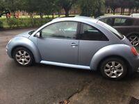 2004 VW Beetle 1.6s