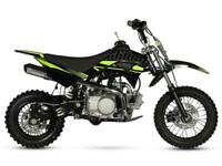 STOMP JUICEBOX 90 PIT BIKE 2021 BRAND NEW AUTOMATIC MOTOCROSS BIKE